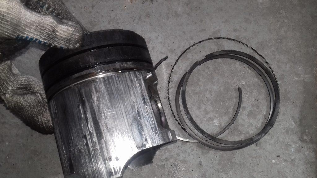 Ремонт двигателя ЯМЗ 236