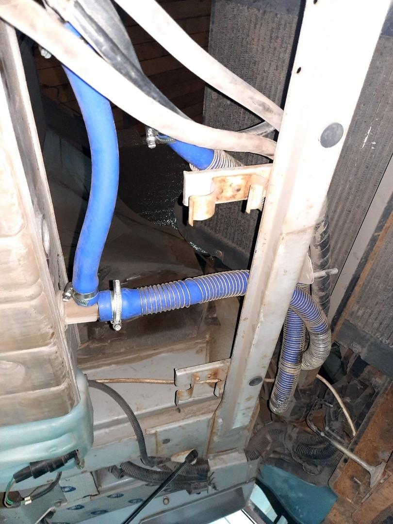Замена резиновых патрубков системы охлаждения на силиконовые
