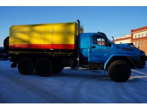 ППУА-1600/100 на шасси Урал Next 4320-72 (со спальным местом)