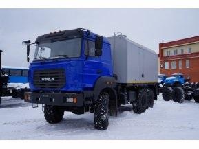 ППУА-1600/100 на шасси Урал 5557-4112-80Е5