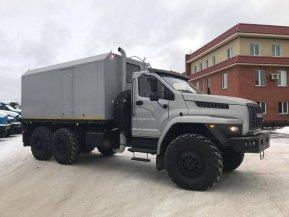 ППУА-1600/100 на шасси Урал Next 5557/4320