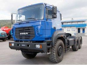 Седельный тягач Урал 63704К-0111Е5