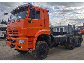 Седельный тягач КАМАЗ-65225-6015-53