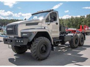 Седельный тягач Урал NEXT 44202-5311-74