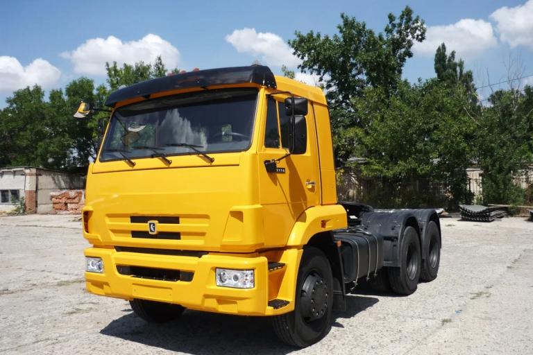 Седельный тягач КАМАЗ 65116-6010-48 (A5)