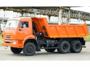 Самосвал КАМАЗ 65111-6020-50