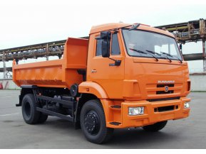 Самосвал КАМАЗ 53605-6010-48(A5)