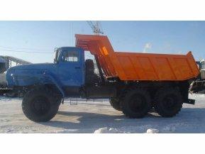 Самосвал Урал 55571-0121-72Е5 с задней разгрузкой
